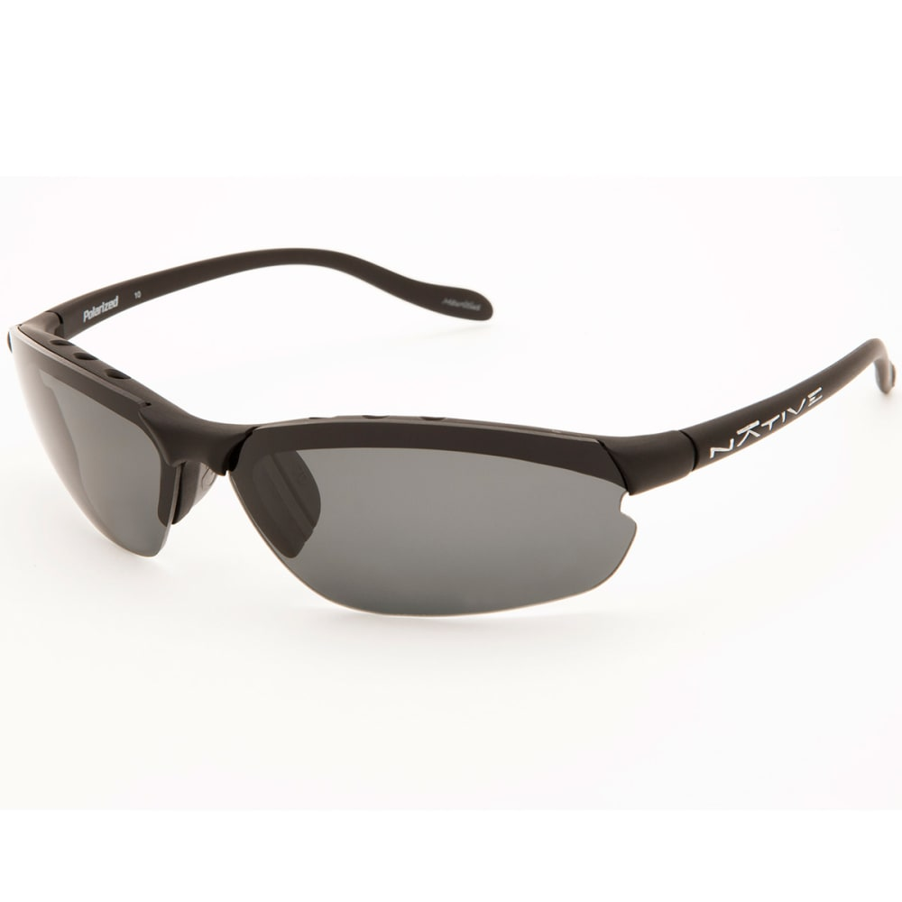 NATIVE EYEWEAR Dash XP Sunglasses - Blk/asphalt/grey