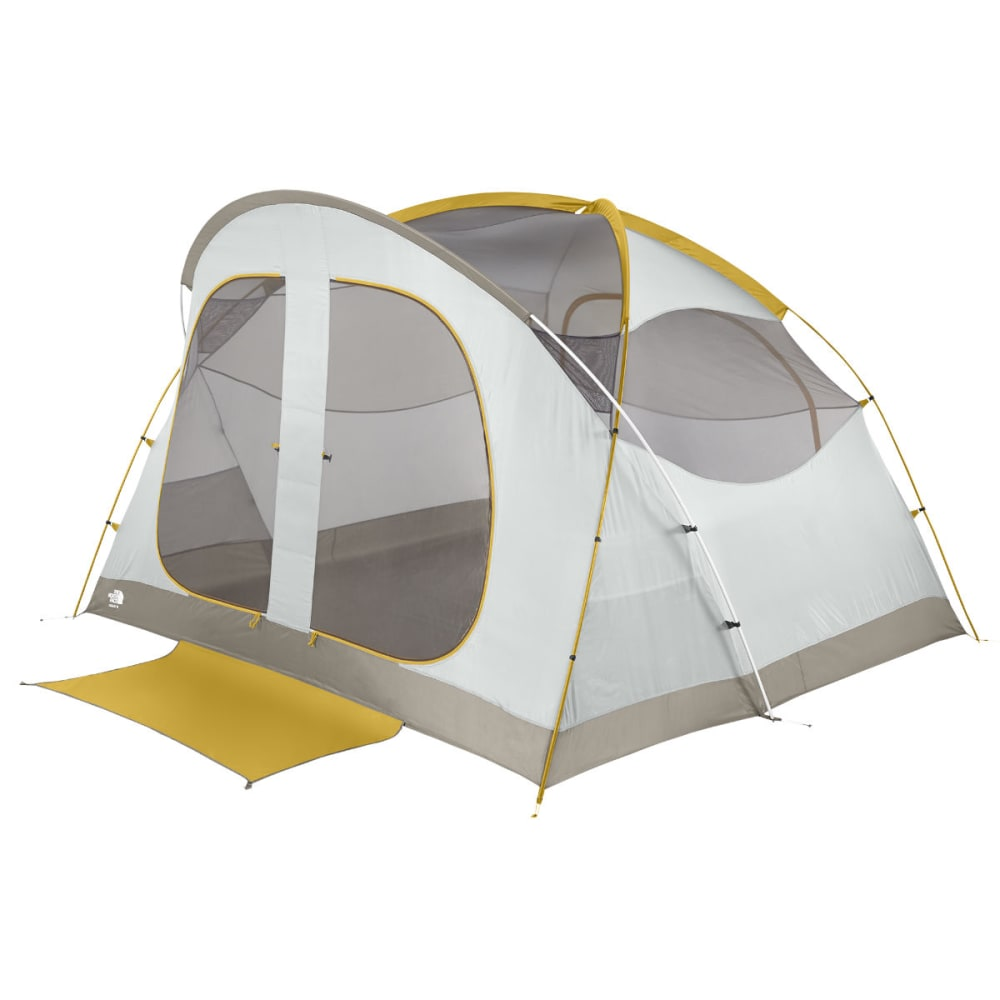 THE NORTH FACE Kaiju 6 Tent - CASTOR GREY/ARROW