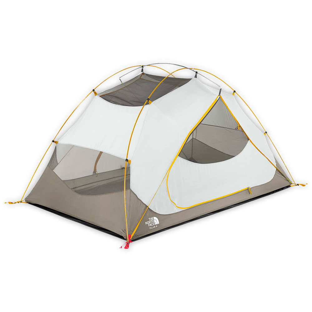 THE NORTH FACE Talus 2 Tent - CASTORGREY/ARROWWOOD