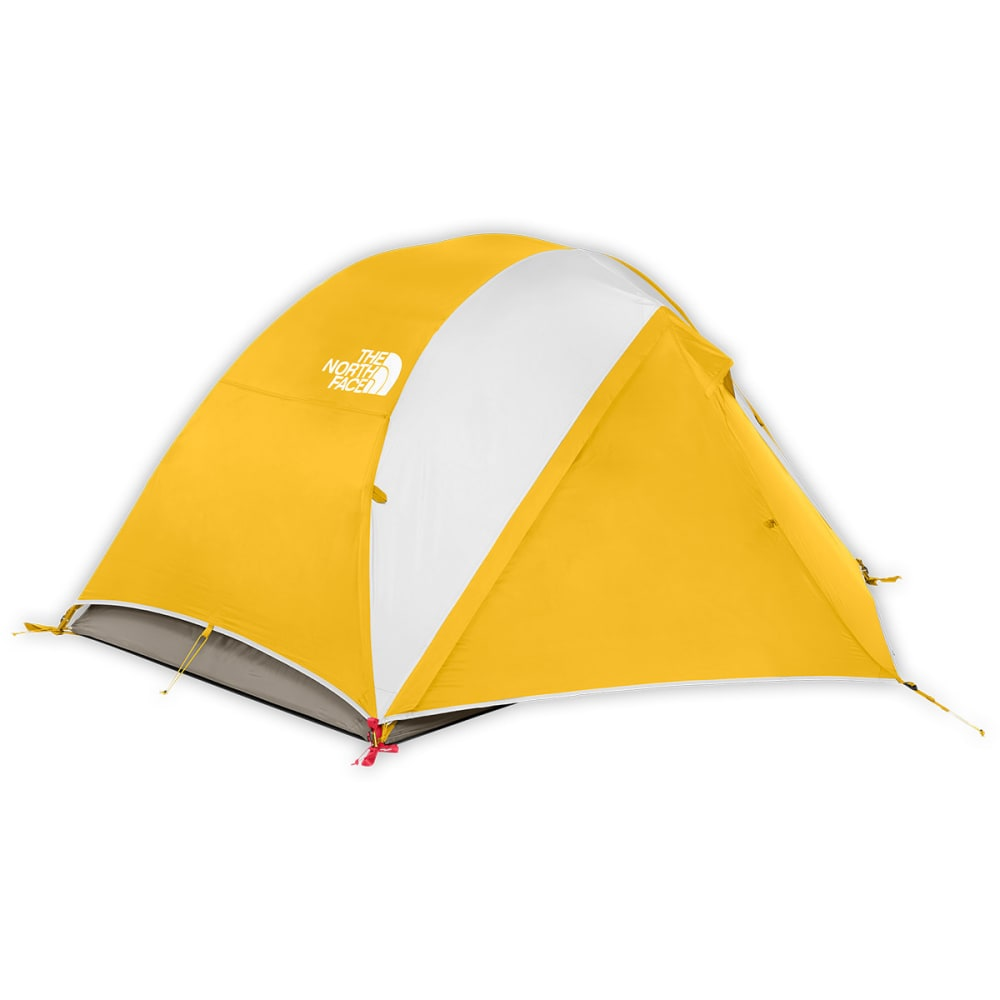 THE NORTH FACE Talus 2 Tent - YELLOW/MONUMENT GREY