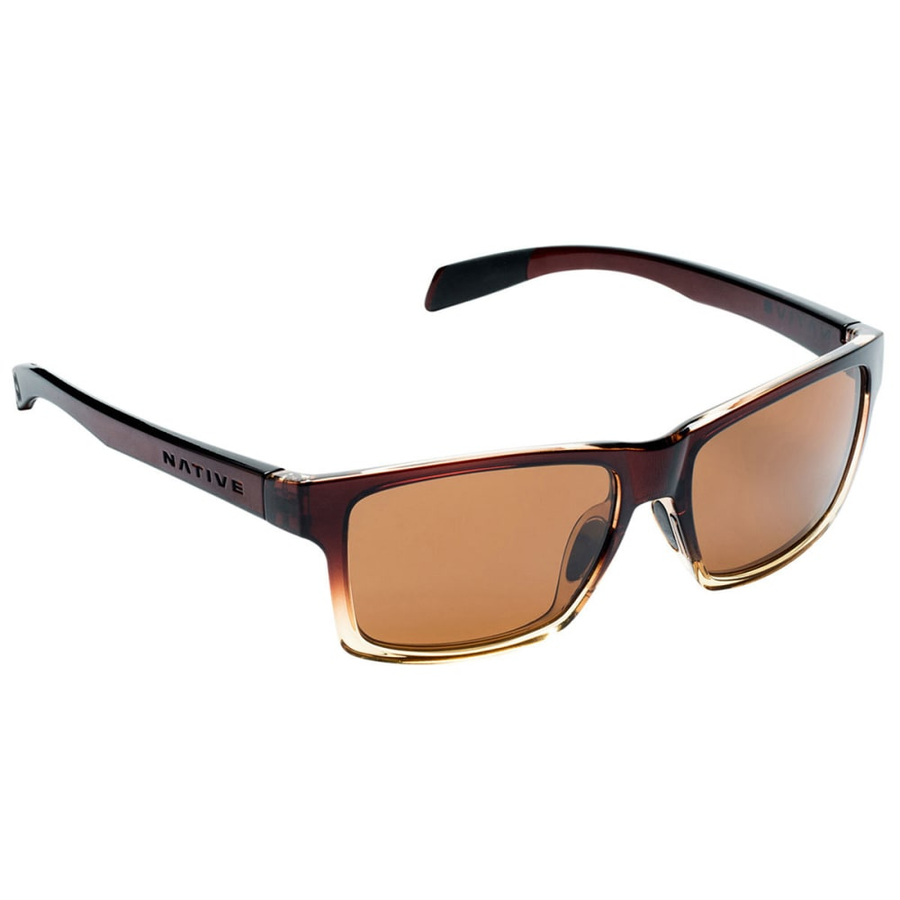 NATIVE EYEWEAR Flatirons™ Sunglasses - stout fade