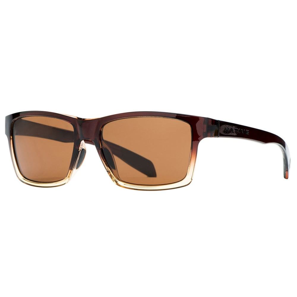 NATIVE EYEWEAR Flatirons Sunglasses NO SIZE