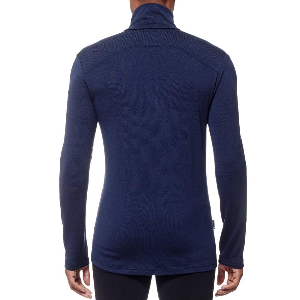 ICEBREAKER Men's Tech Top Long Sleeve 1/2 Zip - ADMIRAL/ADML/PEL