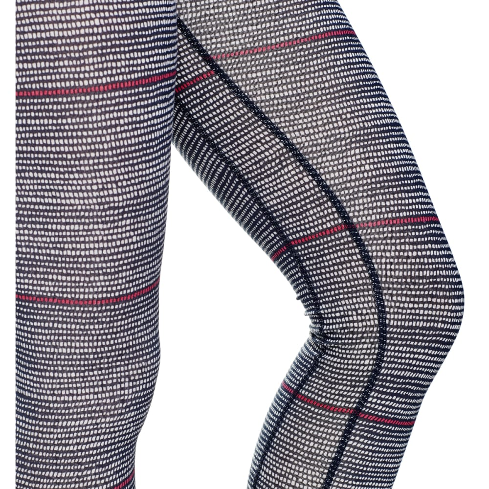 ICEBREAKER Women's Sprite Leggings, Impulse - ADMIRAL/SNOW/PNK