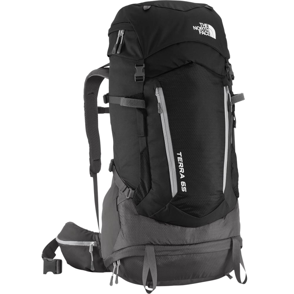 THE NORTH FACE Terra 65 Pack - TNF BLACK/GREY