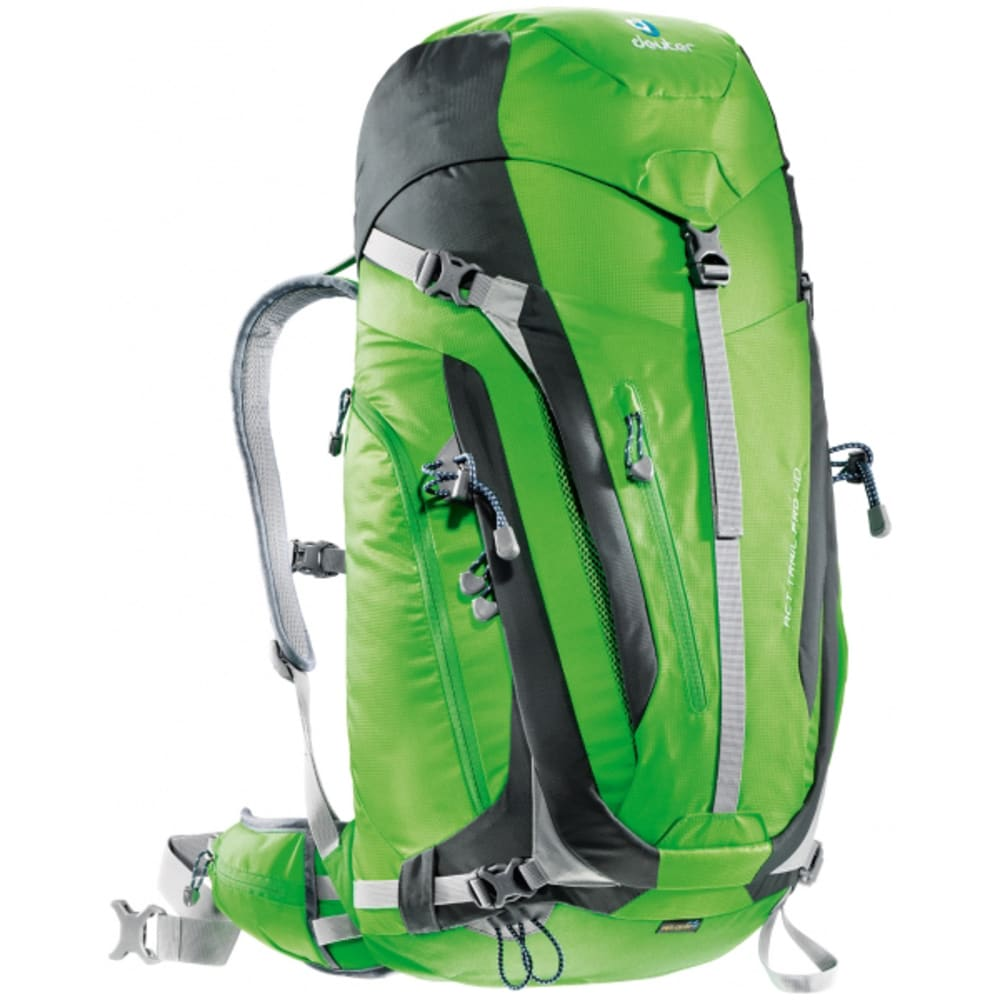 DEUTER Act Trail Pro 40 Pack  - SPRING/ANTHRACITE