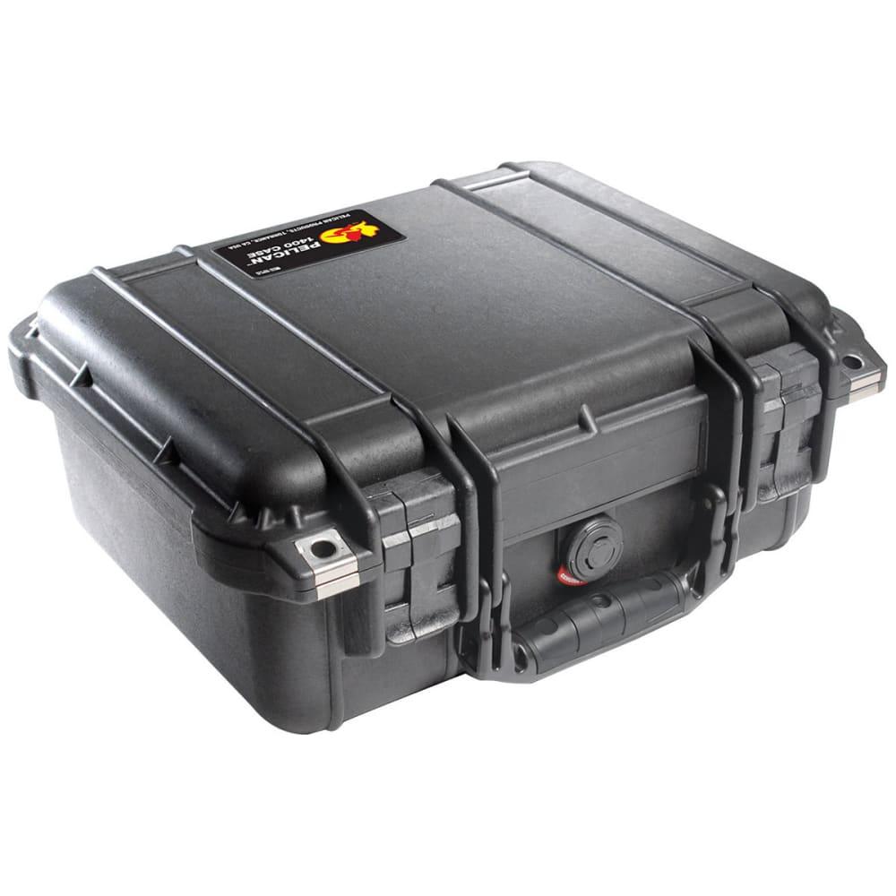PELICAN 1400 Series Case - BLACK