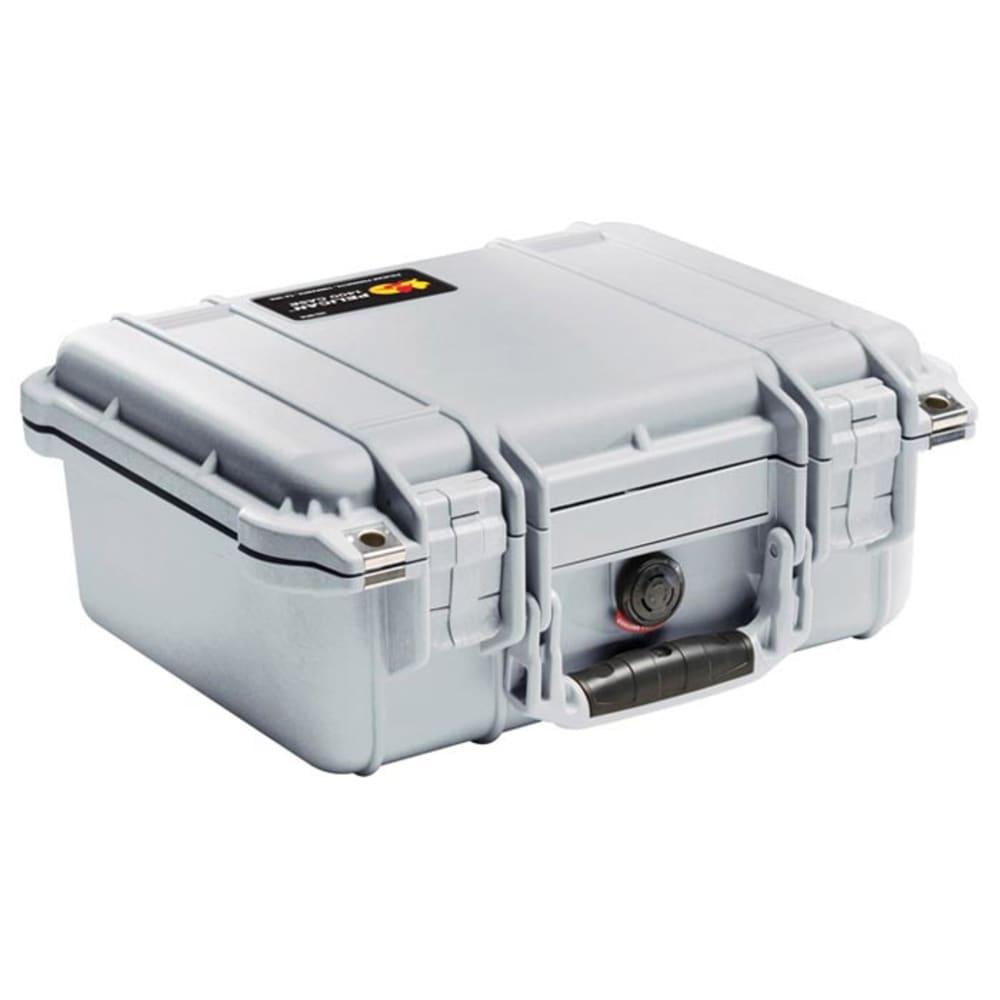 PELICAN 1400 Series Case - SILVER
