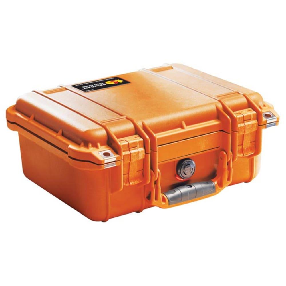 PELICAN 1400 Series Case - ORANGE