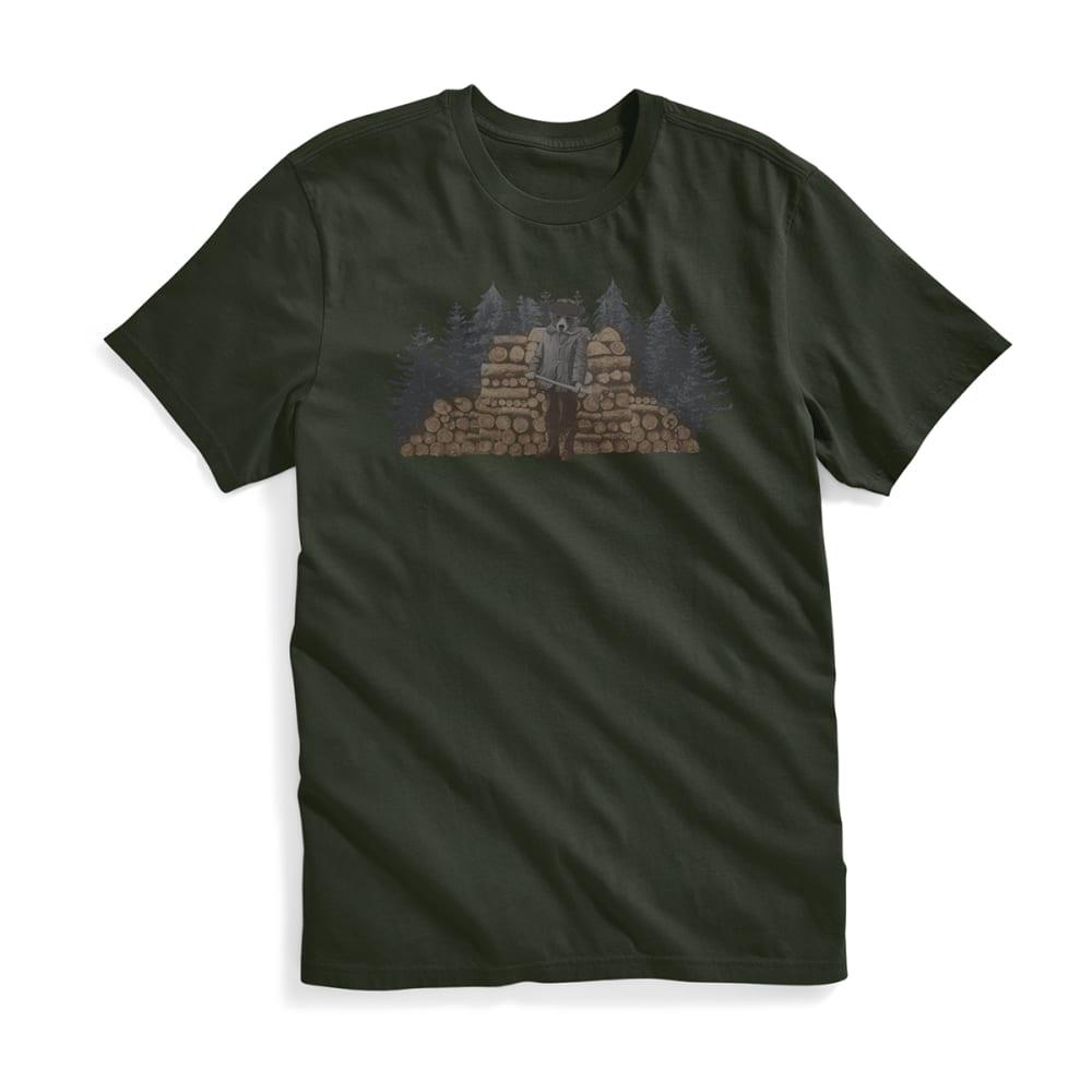 EMS® Men's Lumberbear Jack Graphic Tee - DARKEST SPRUCE