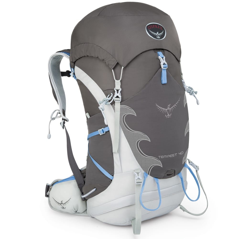 OSPREY Women's Tempest 40 Backpack - STORMCLOUD GREY