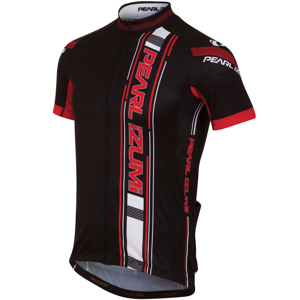 PEARL IZUMI Men's Elite LTD Jersey - BLACK