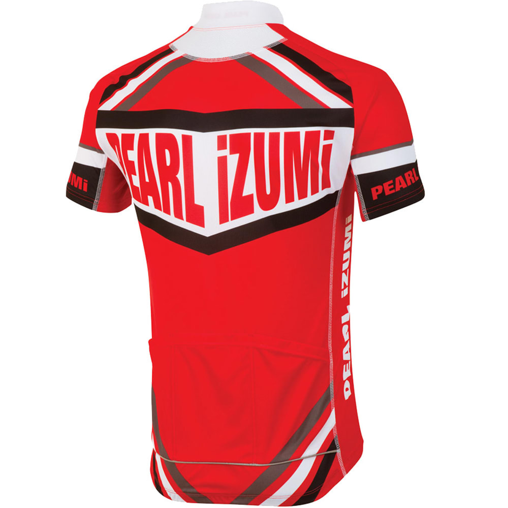 PEARL IZUMI Men's Elite LTD Cycling Jersey - RED