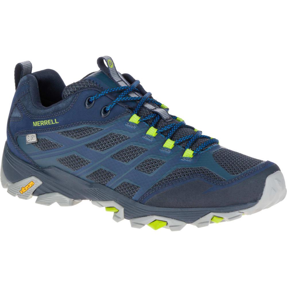 Moab FST Waterproof Sneaker, Navy