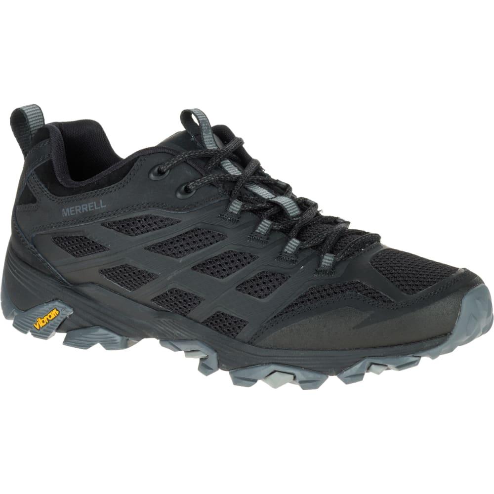 MERRELL Men's Moab FST Wide Sneaker, Noire - NOIRE