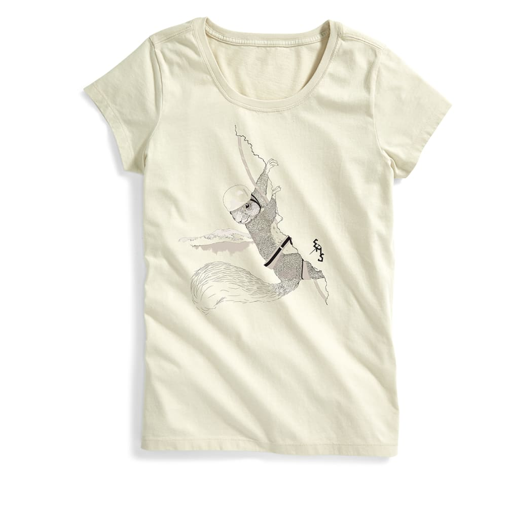 EMS® Women's Climb On, Captain Irving Graphic Tee - TURTLEDOVE