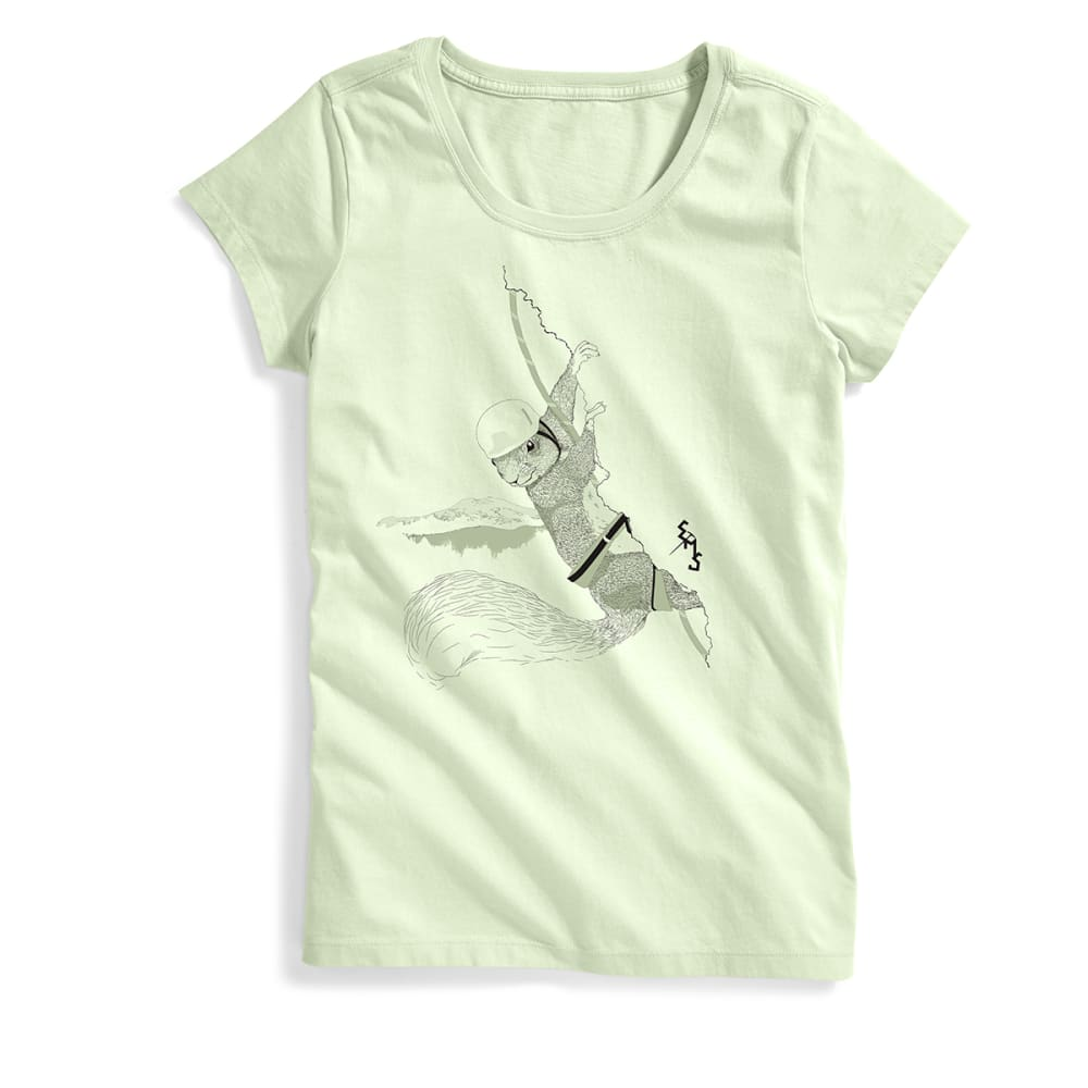 EMS® Women's Climb On, Captain Irving Graphic Tee - TENDER GREENS