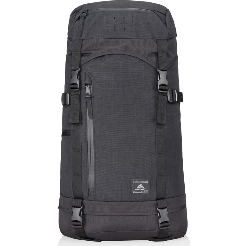 GREGORY Boone Backpack - EBONY BLACK