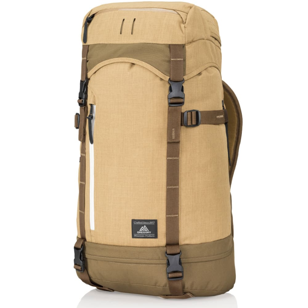 GREGORY Boone Backpack - BRUSHED KHAKI