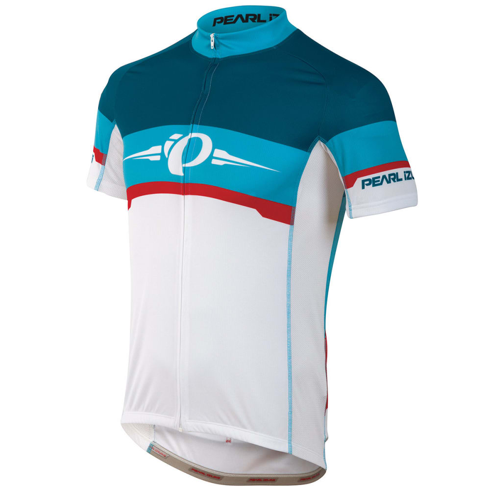 PEARL IZUMI Men's ELITE LTD Cycling Jersey, Blue Atoll - BLUE ATOL