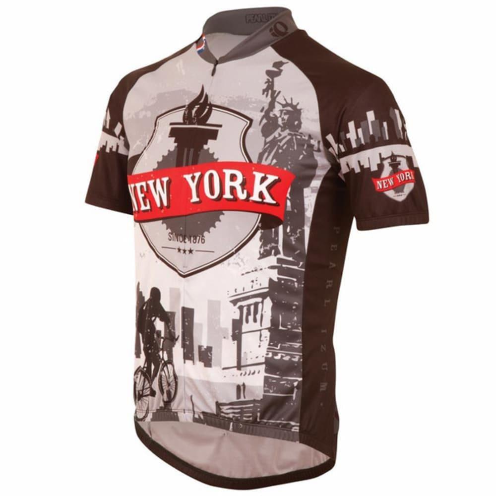PEARL IZUMI Men's Elite LTD Jersey - NYC SUBWAY