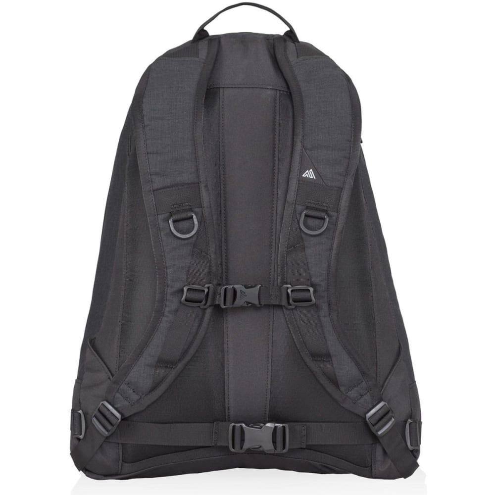 GREGORY Explore Workman Backpack - EBONY BLACK