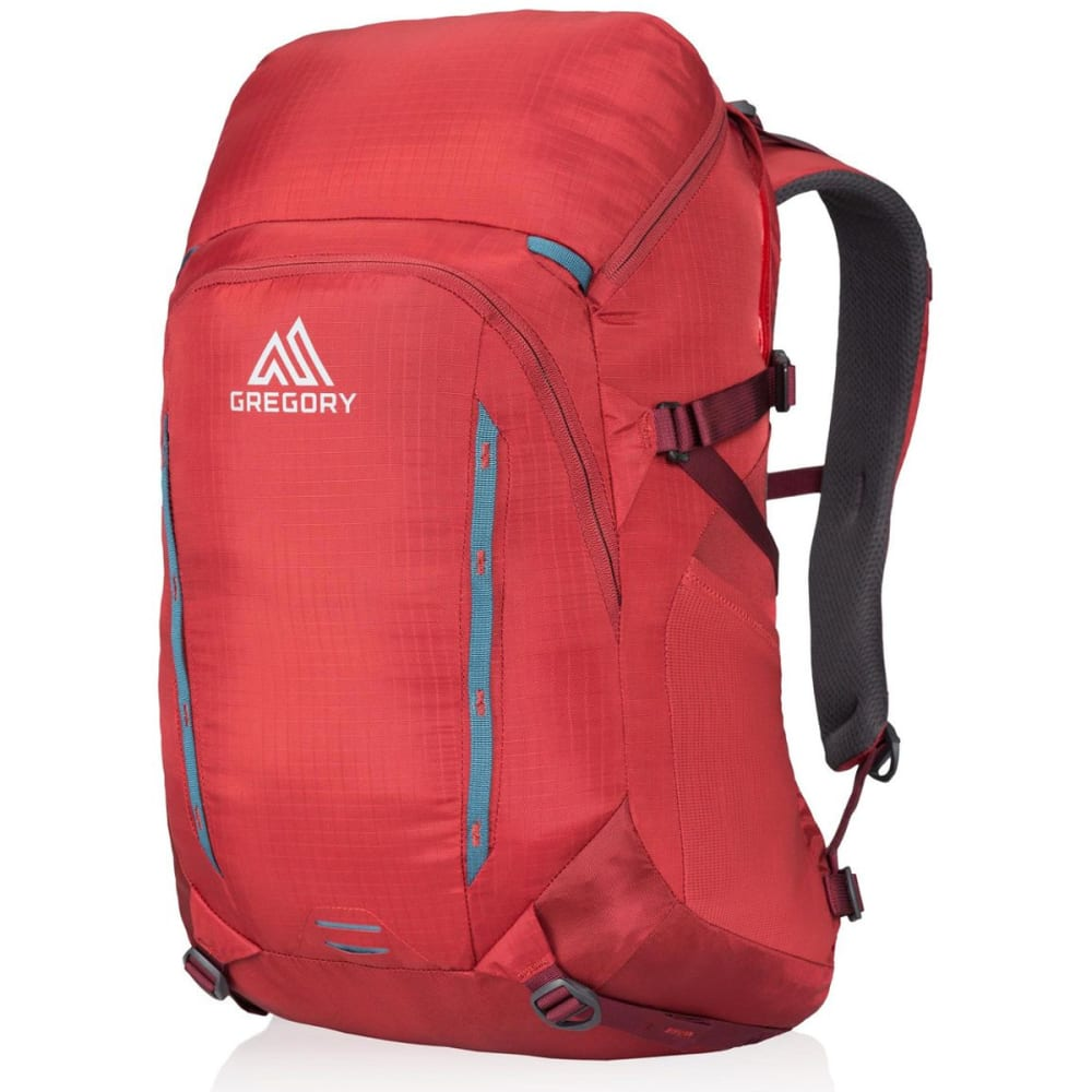 GREGORY Grandeur Series Velata 30 Backpack - CRIMSON RED