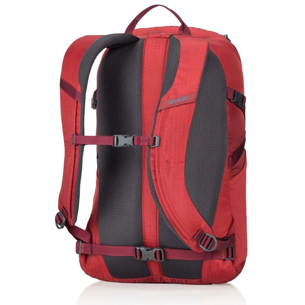 GREGORY Grandeur Series Satuma 26 Backpack - CRIMSON RED