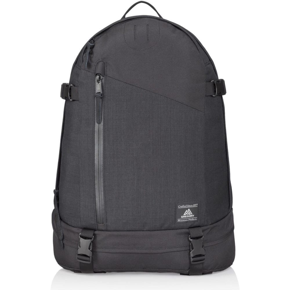 GREGORY Explore Muir Backpack - EBONY BLACK