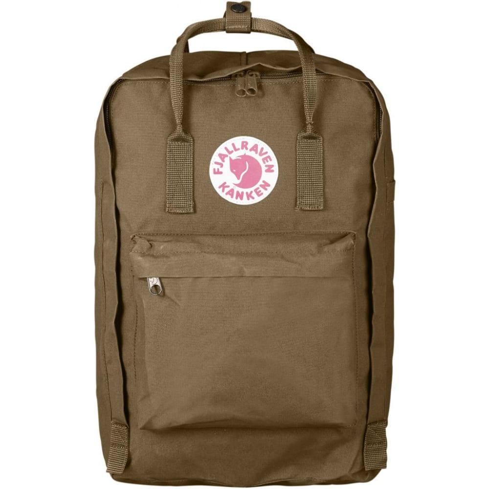 """FJALLRAVEN Kanken 17"""" Laptop Backpack - SAND"""