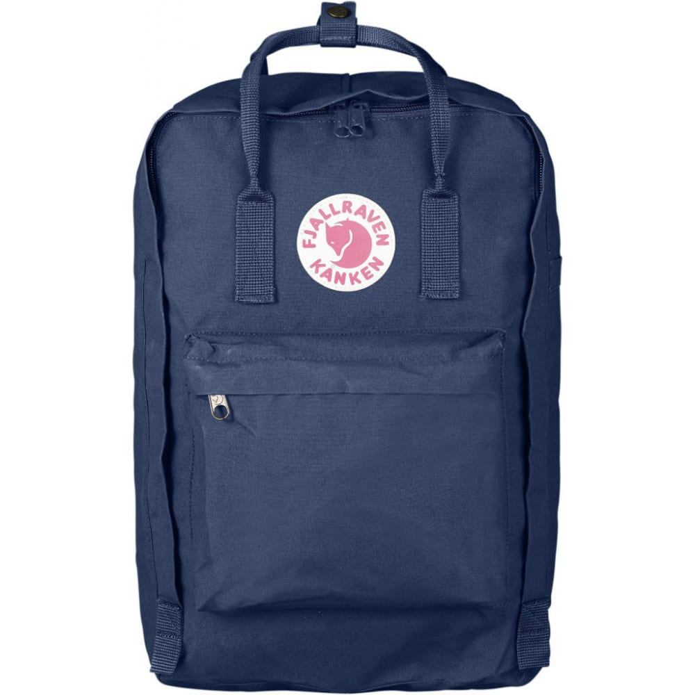"FJALLRAVEN Kanken 17"" Laptop Backpack  - ROYAL BLUE"