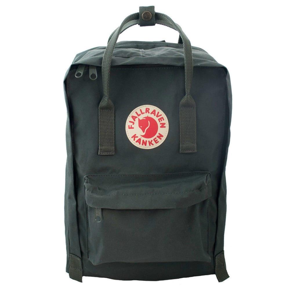 """FJALLRAVEN Kanken 15"""" Laptop Backpack - FOREST GREEN"""