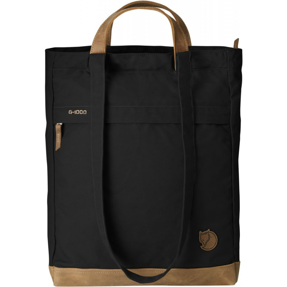 FJALLRAVEN Totepack No.2 - BLACK