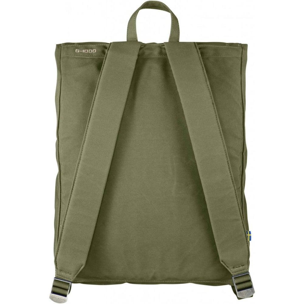 FJALLRAVEN Foldsack No. 1  - GREEN