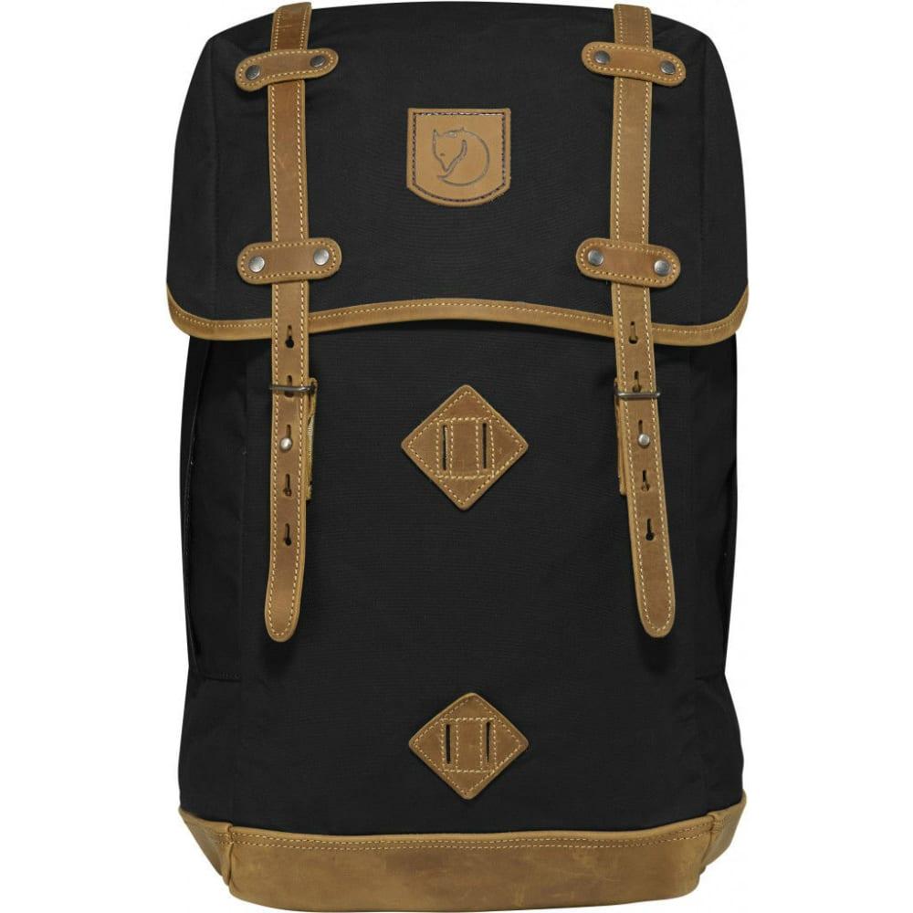 FJALLRAVEN Rucksack No.21 Large backpack - BLACK