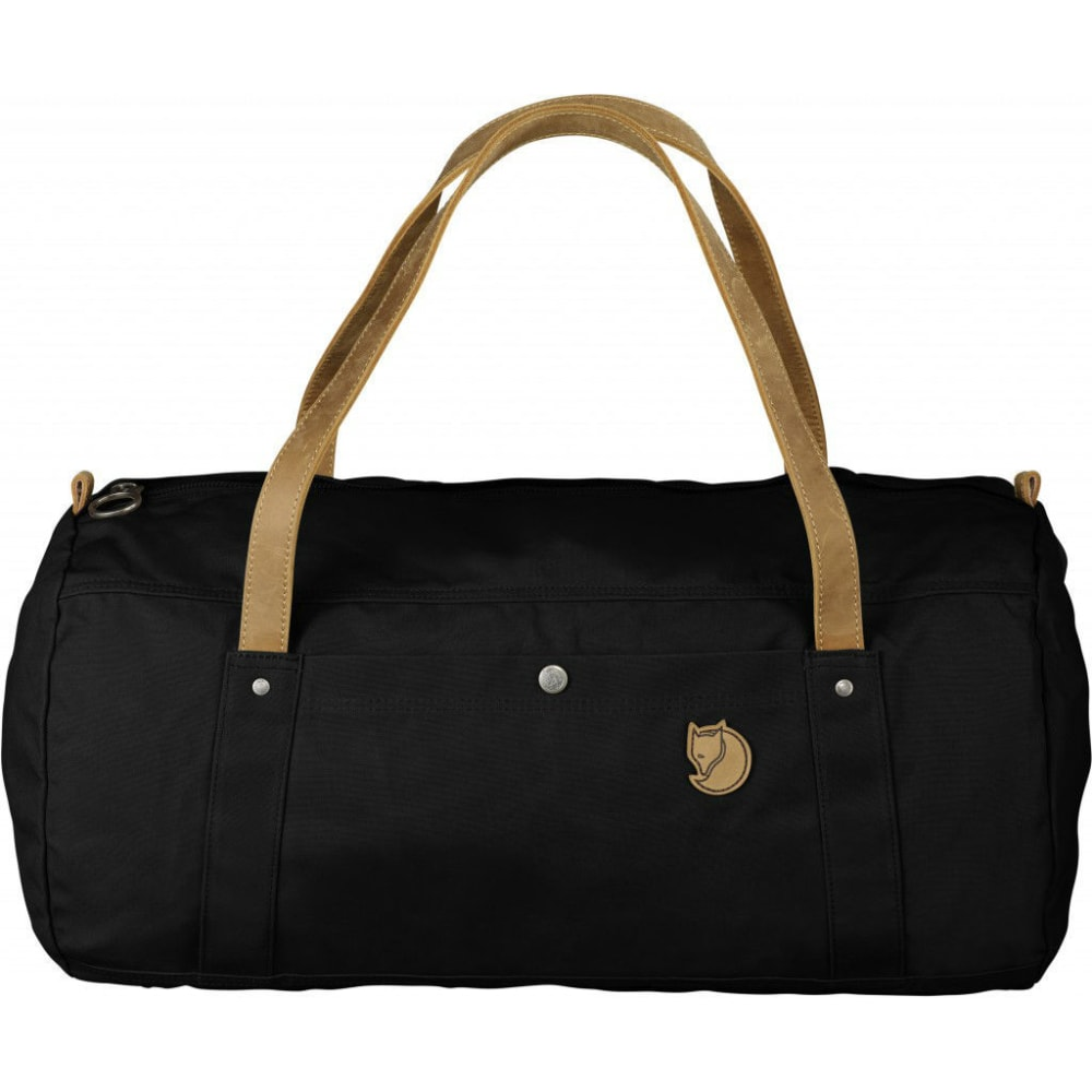 FJALLRAVEN Duffel No.4 large - BLACK