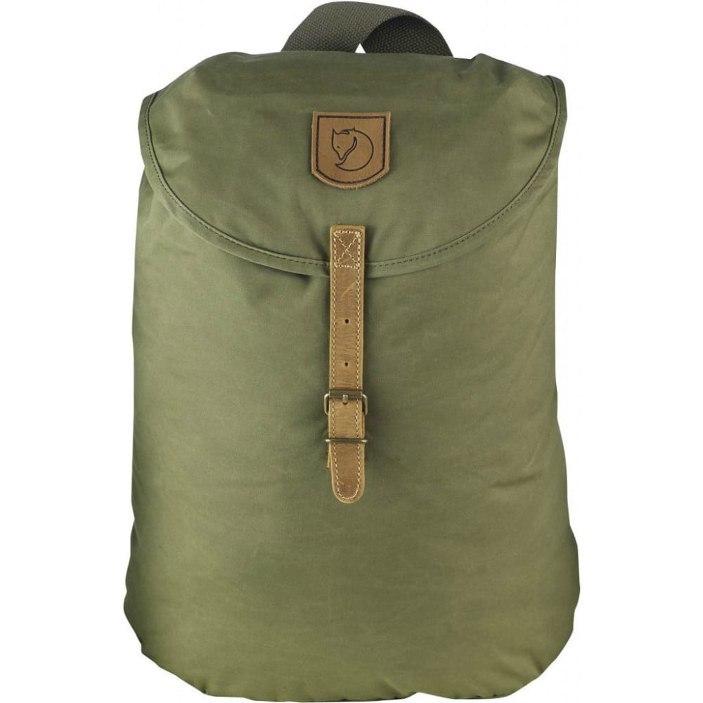 82838c871 FJALLRAVEN Greenland Backpack Small - GREEN