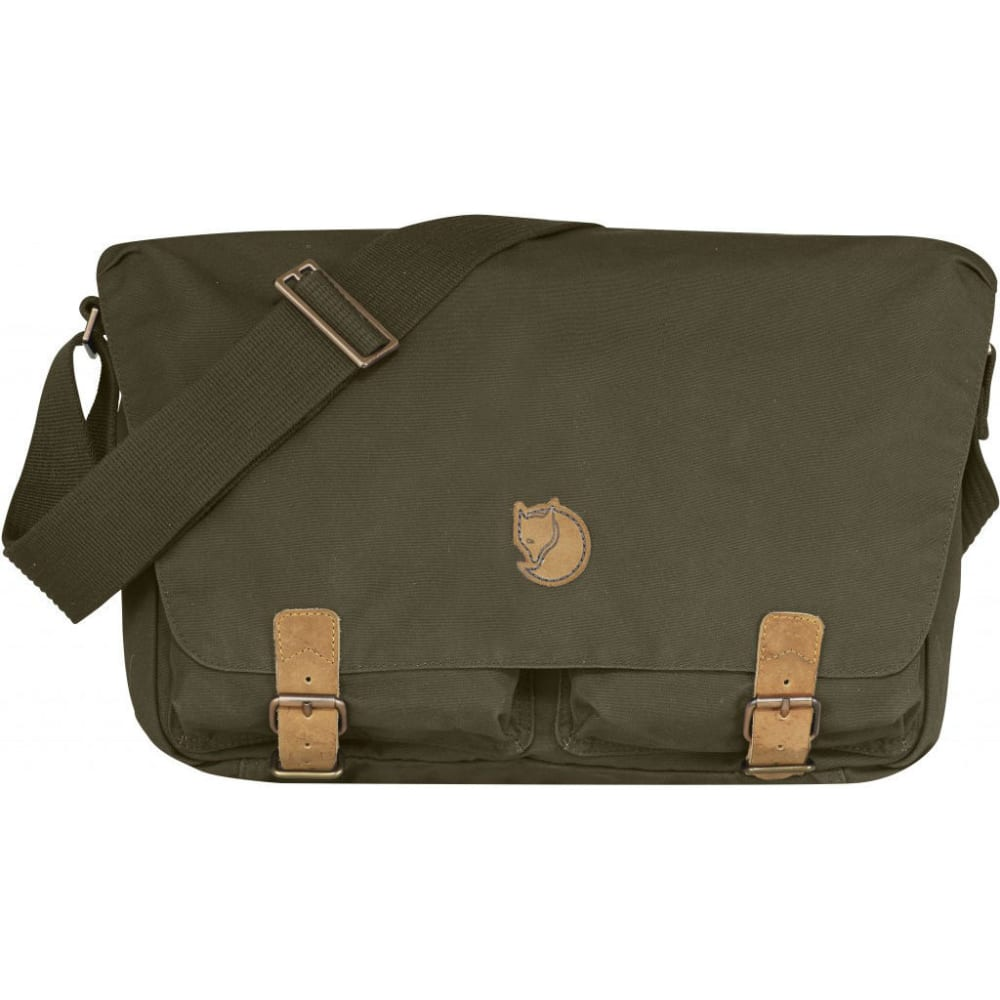 FJALLRAVEN Övik Shoulder Bag - DARK OLIVE