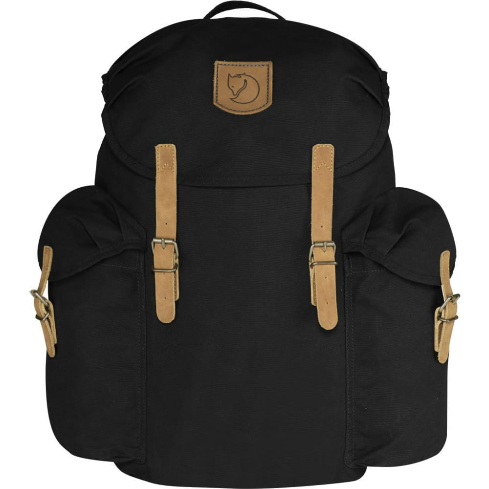 FJALLRAVEN Övik Backpack 20L - BLACK
