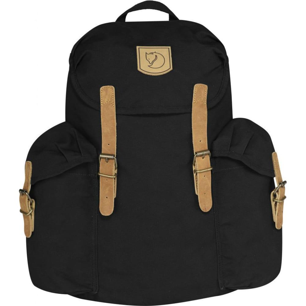 FJALLRAVEN Övik Backpack 15L - BLACK