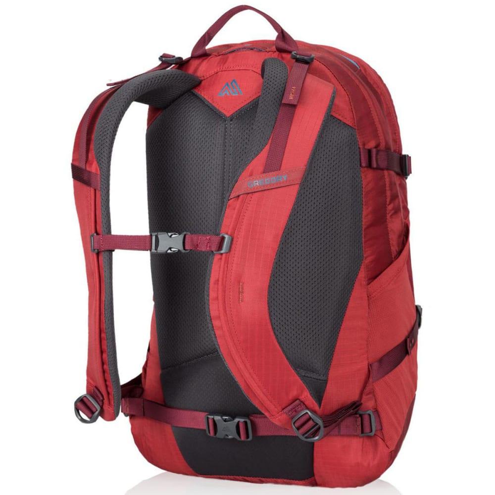 GREGORY Grandeur Series Matia 28 Backpack - CRIMSON RED