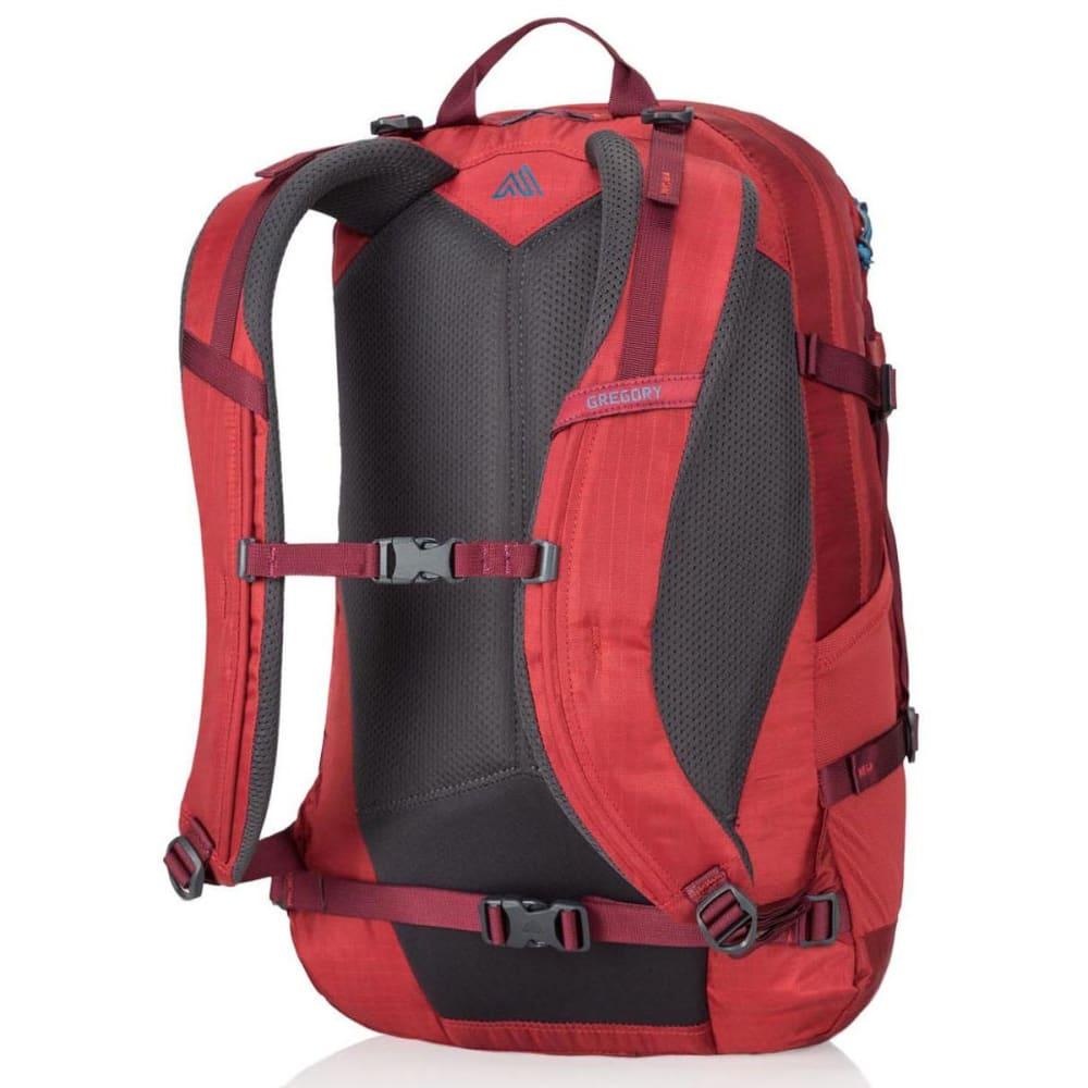 GREGORY Grandeur Series Patos 28 Backpack - CRIMSON RED