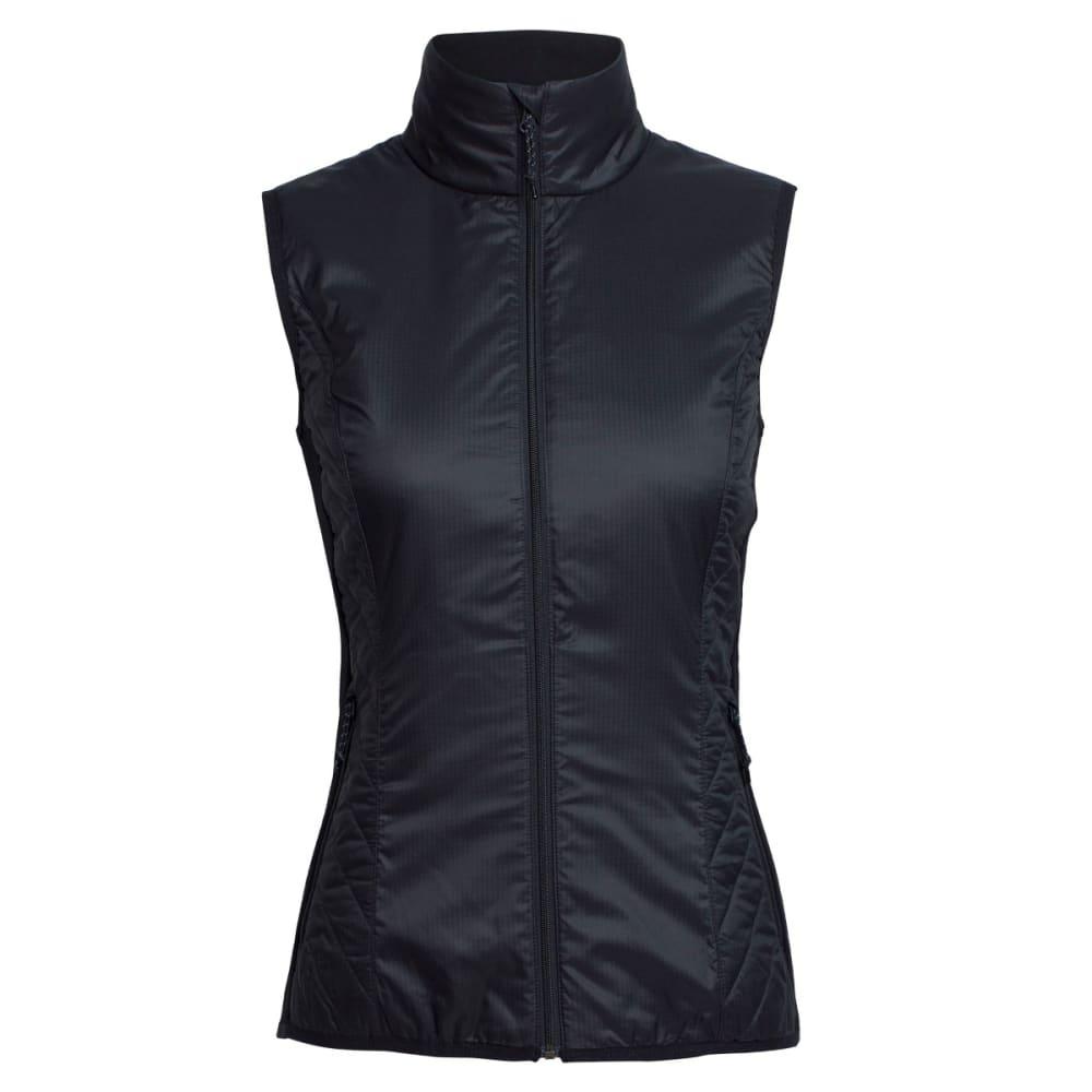 ICEBREAKER Women's Helix Vest - BLACK