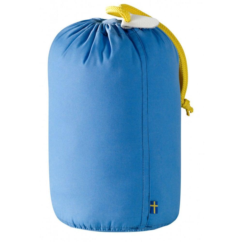 FJALLRAVEN Move With Bag Sleeping Bag, Long - BLUE/GREY