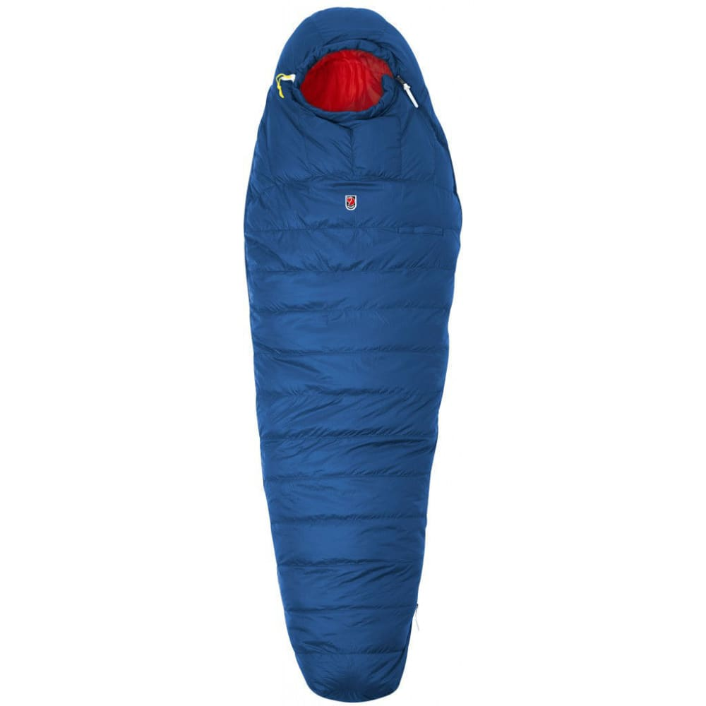 FJALLRAVEN Women's Sarek Three Seasons Sleeping bag, Regular - BAY BLUE