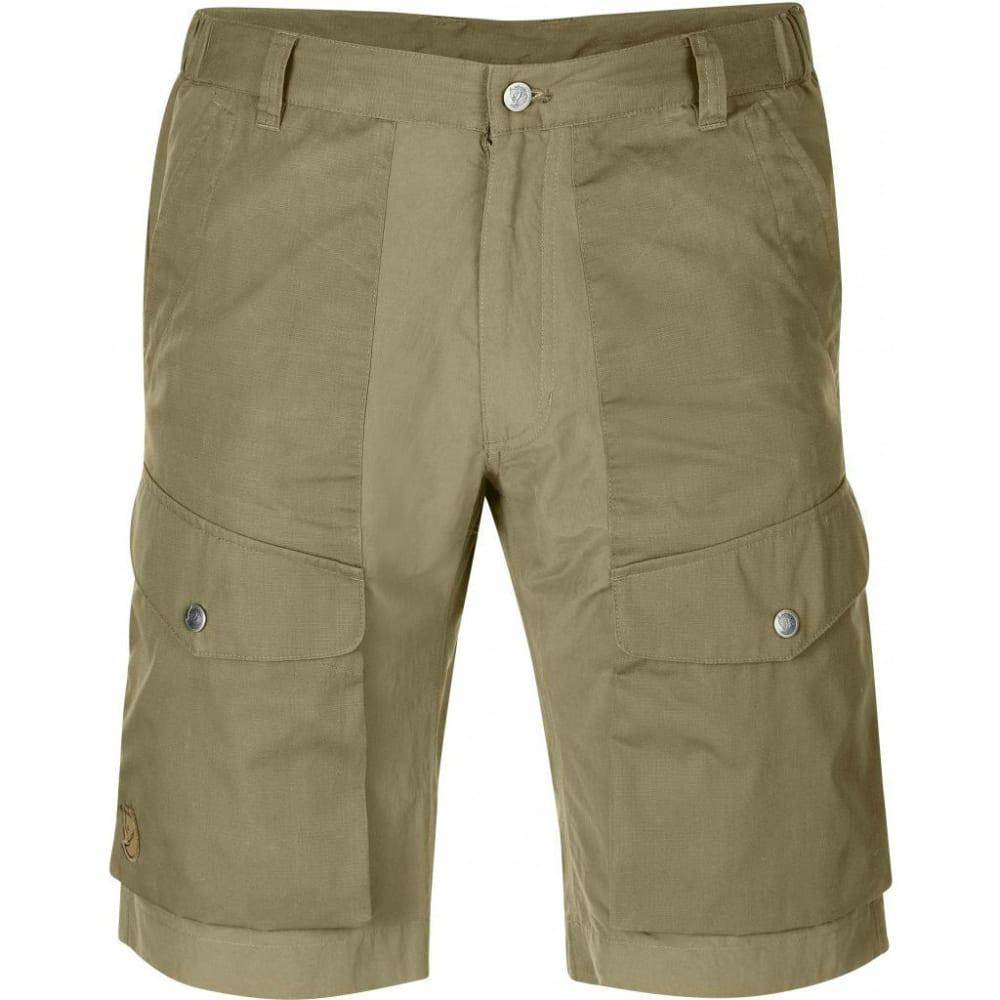 FJALLRAVEN Men's Abisko Hybrid Shorts - CORK