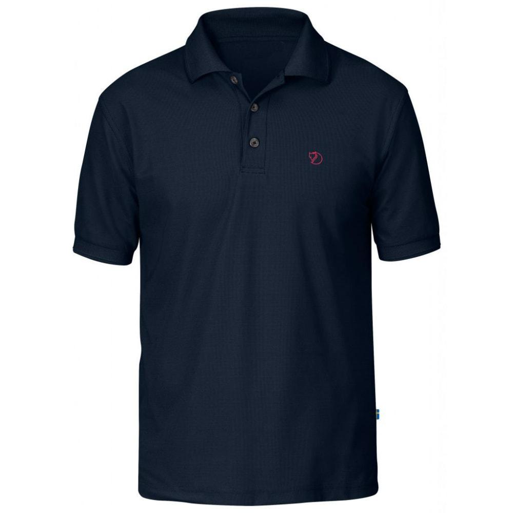 FJALLRAVEN Men's Crowley Pique Polo Shirt S