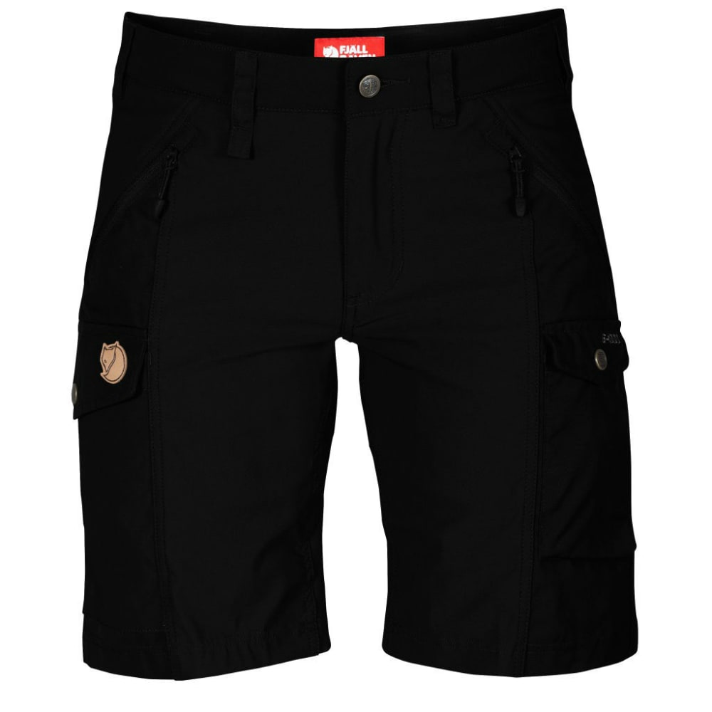 FJALLRAVEN Women's Nikka Shorts - BLACK