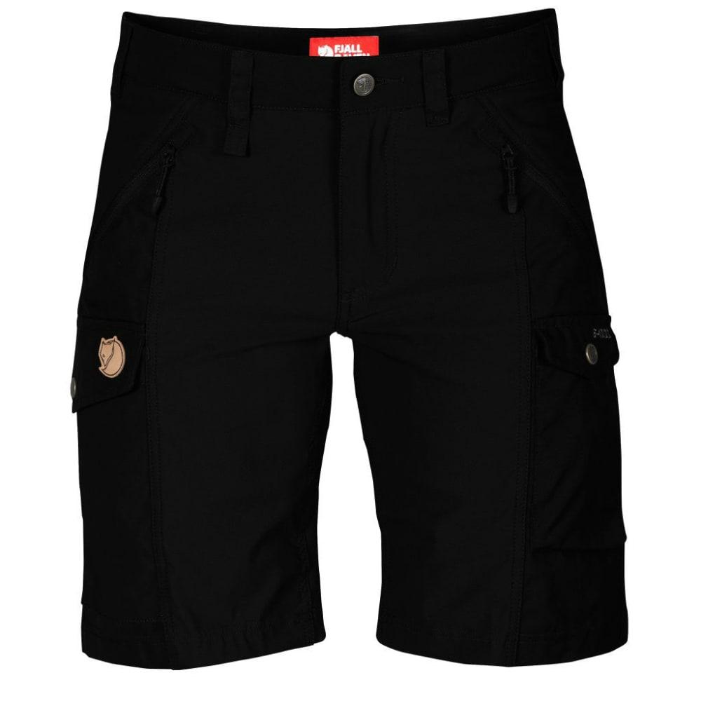 FJALLRAVEN Women's Nikka Shorts - BLACK