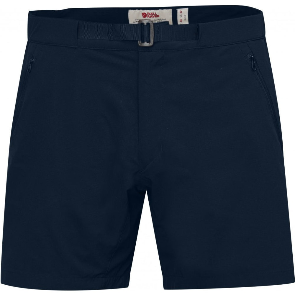 FJALLRAVEN Men's High Coast Trail Shorts - NAVY